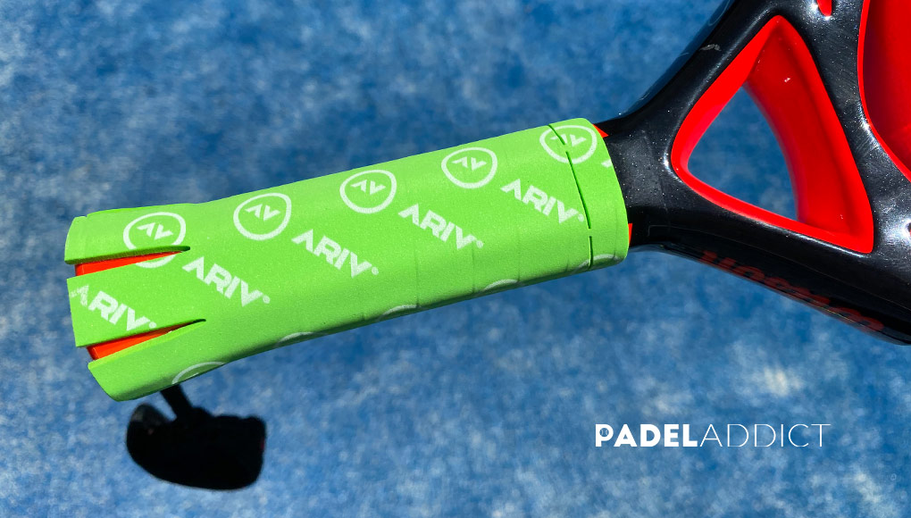 This is ARIV undergrip, much more than an overgrip
