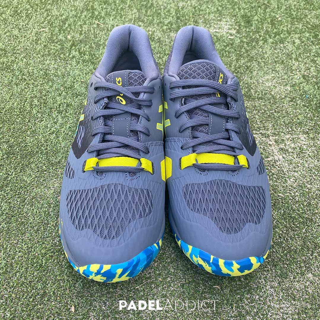 En su interior las zapatillas Gel Lima FF Padel incluyen la plantilla ORTHOLITE