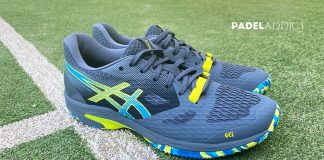 Asics Gel Lima FF Padel, This is how Pablo Lima's paddle tennis shoes are