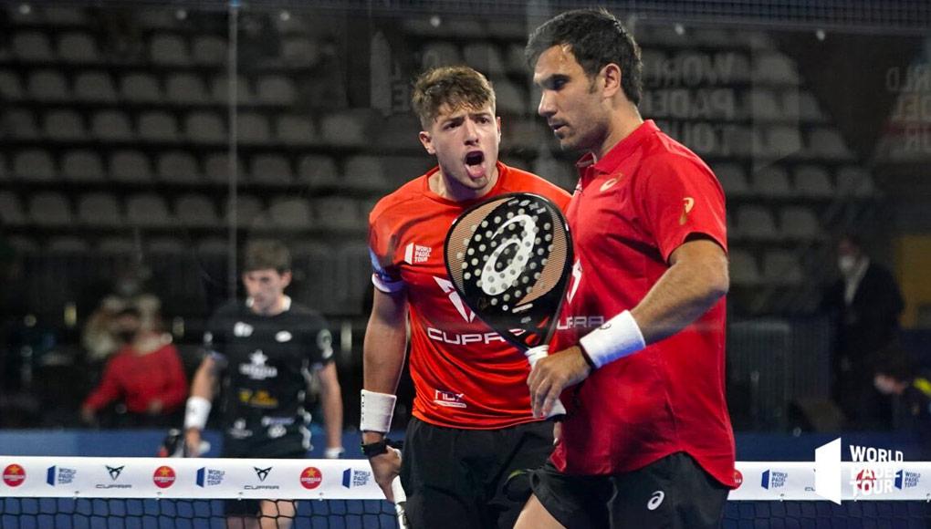 Cuartos del Vigo Open: Todos los favoritos se citan en semifinales