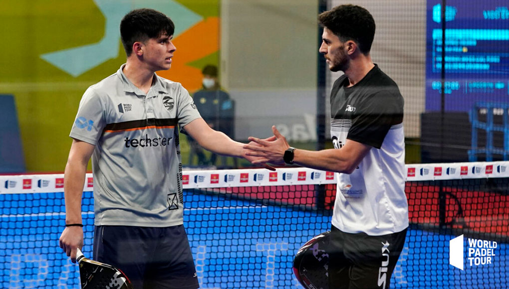 Javi Leal y Miguel Semmler se cuelan heroicamente en los octavos del Vigo Open