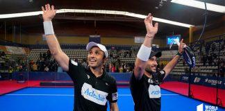 Fernando Belasteguín and Sanyo Gutiérrez take their second title of the season