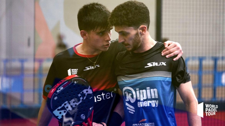 Javi Leal y Miguel Semmler alcanzan los cuartos de final