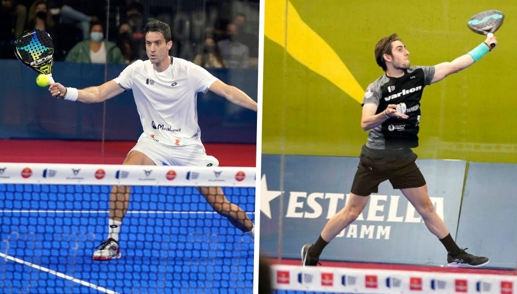Jon Sanz y Christian Fuster jugarán juntos desde el Santander Open