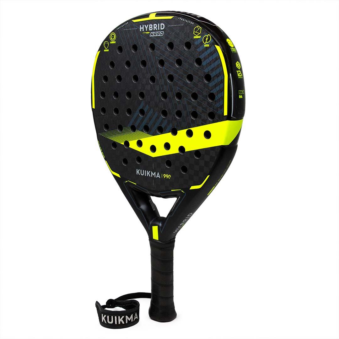 La Kuikma PR990 Hybrid Hard, una pala concebida con ayuda de los mejores profesionales