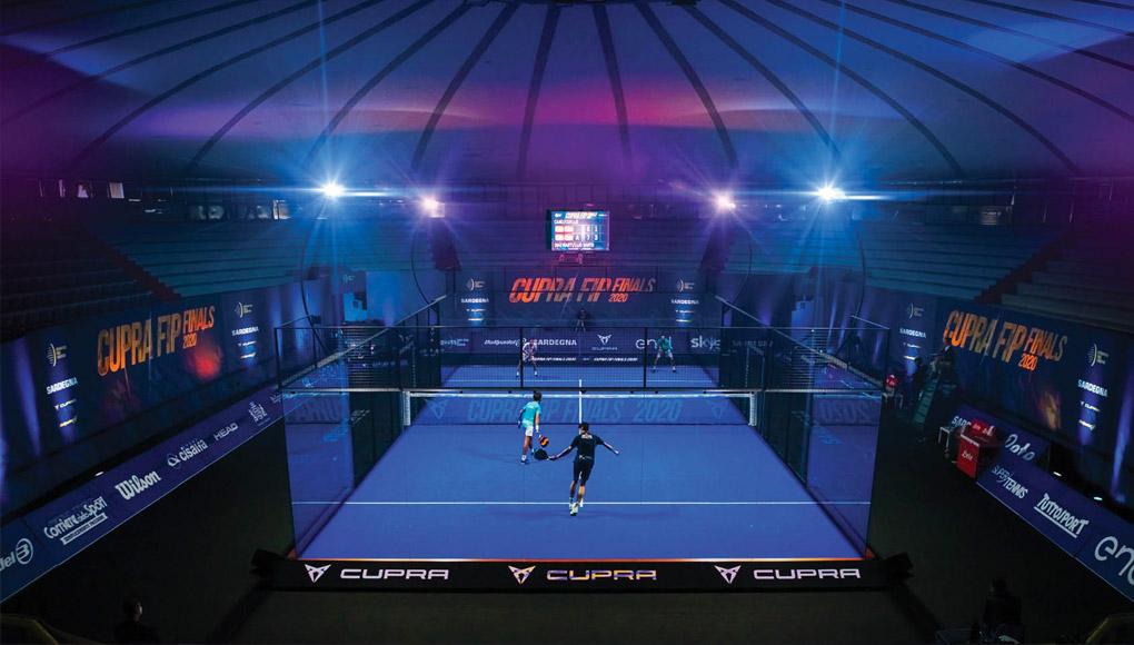 El pádel formará parte de los Juegos Europeos que se celebrarán en Cracovia (Polonia) en 2023