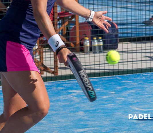 The importance of service in pádel. Some keys to success