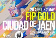 Sigue en directo desde las 10:00 las finales del FIP Gold Ciudad de Jaén