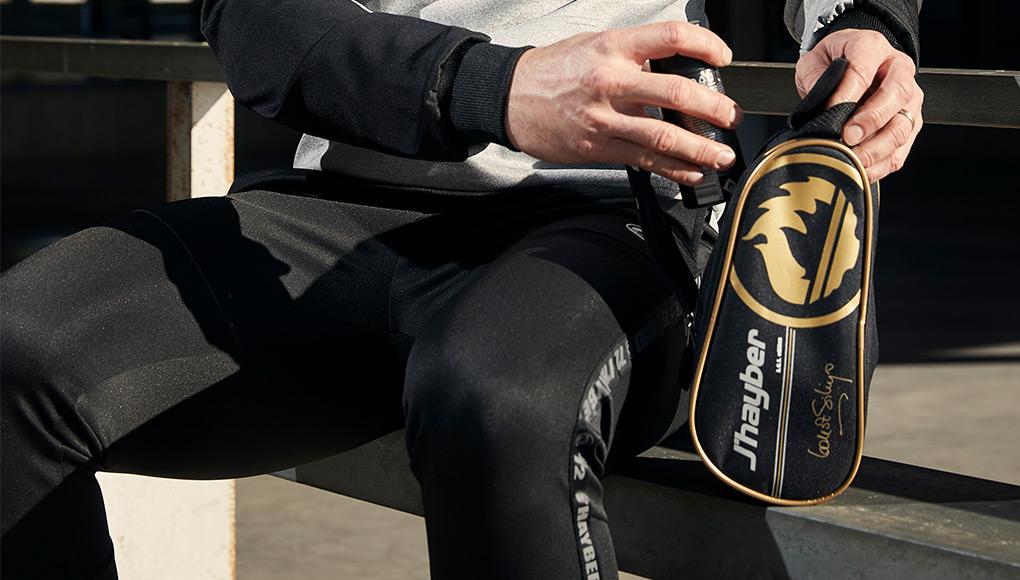 AGS Limited Edition: This is Agustín Gómez Silingo's toiletry bag