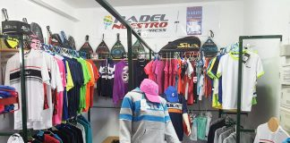 Padel Our By Matagrande, the first express store in Malaga