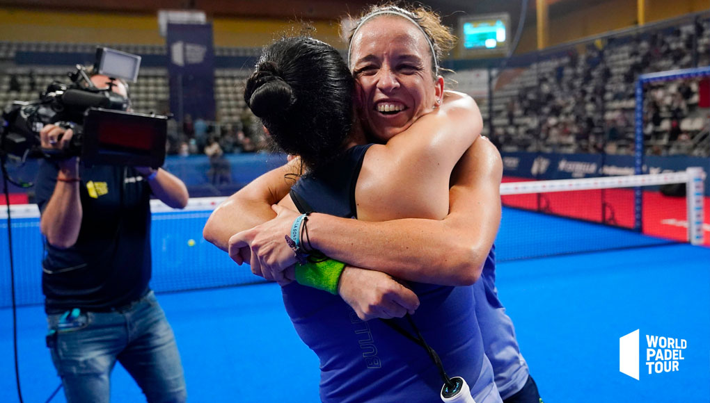 World Padel Tour has its most even start in the women's competition