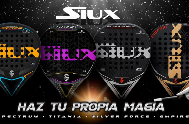 Siux launches four new paddle blades on the market