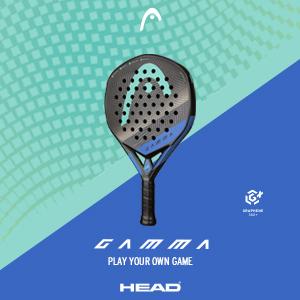 Nueva serie GAMMA de HEAD...Play your own game!