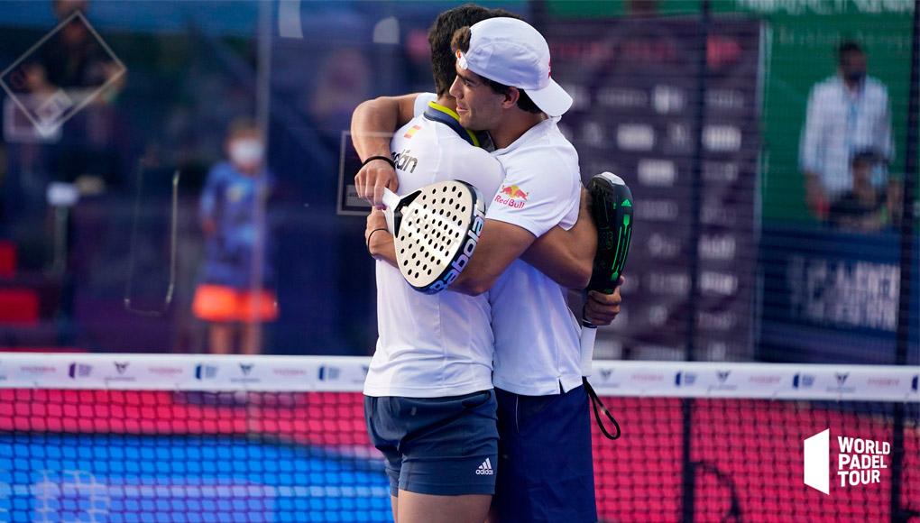 Cuartos del Marbella Master: ¡Ya conocemos a las parejas semifinalistas!