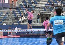 La lluvia no pudo con la primera jornada de los dieciseisavos del Valladolid Master 2021