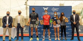 Méndez-Rubio and Castelló-Collombon prevail in the FIP STAR Gran Canaria
