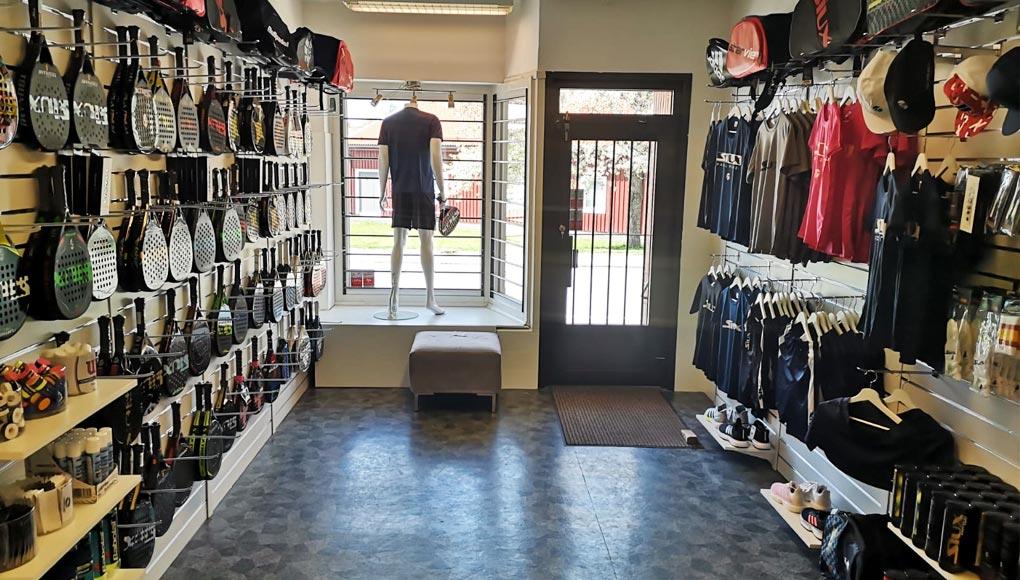 Padel Nuestro inaugura su tercera tienda en Suecia, Padel Nuestro Avesta
