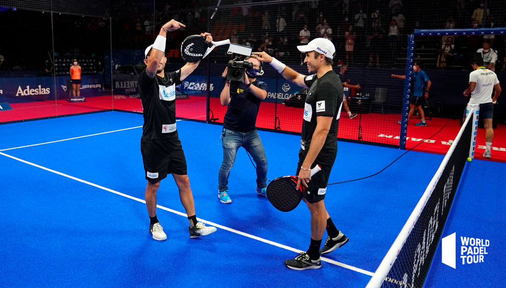 Fernando Belasteguín y Sanyo Gutiérrez se llevan el Estrella Damm Valencia Open