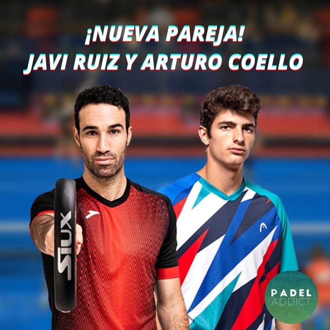Javi Ruiz y Arturo Coello