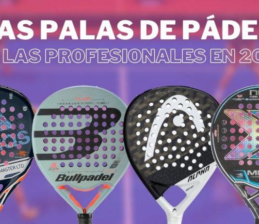 ¿Cuáles son las palas de pádel que usan las jugadoras del World Padel Tour?