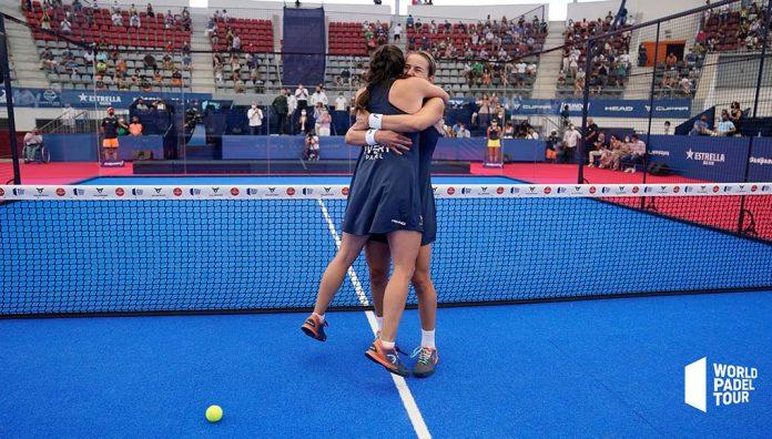 Vuelta triunfal de Ari Sánchez y Paula Josemaría en Las Rozas Open